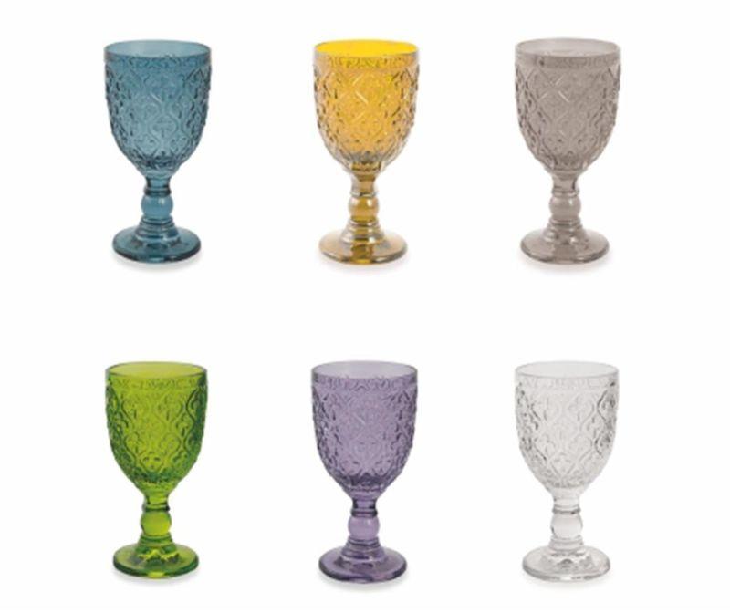 Marrakech 6 db Talpas pohár 280 ml