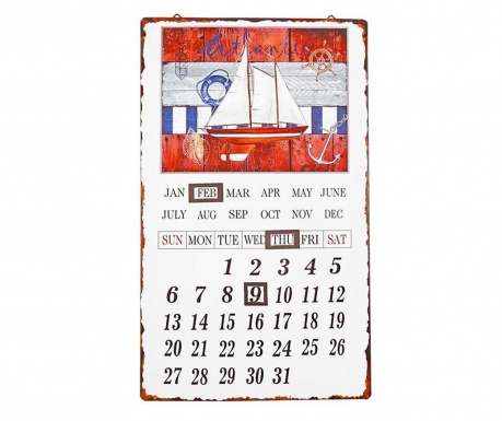 Calendar Boat