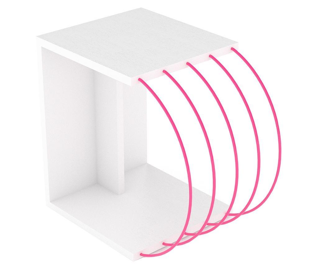 Stolić Case White Pink