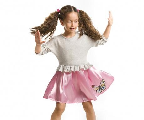 Otroška obleka Silver Butterfly 7 let