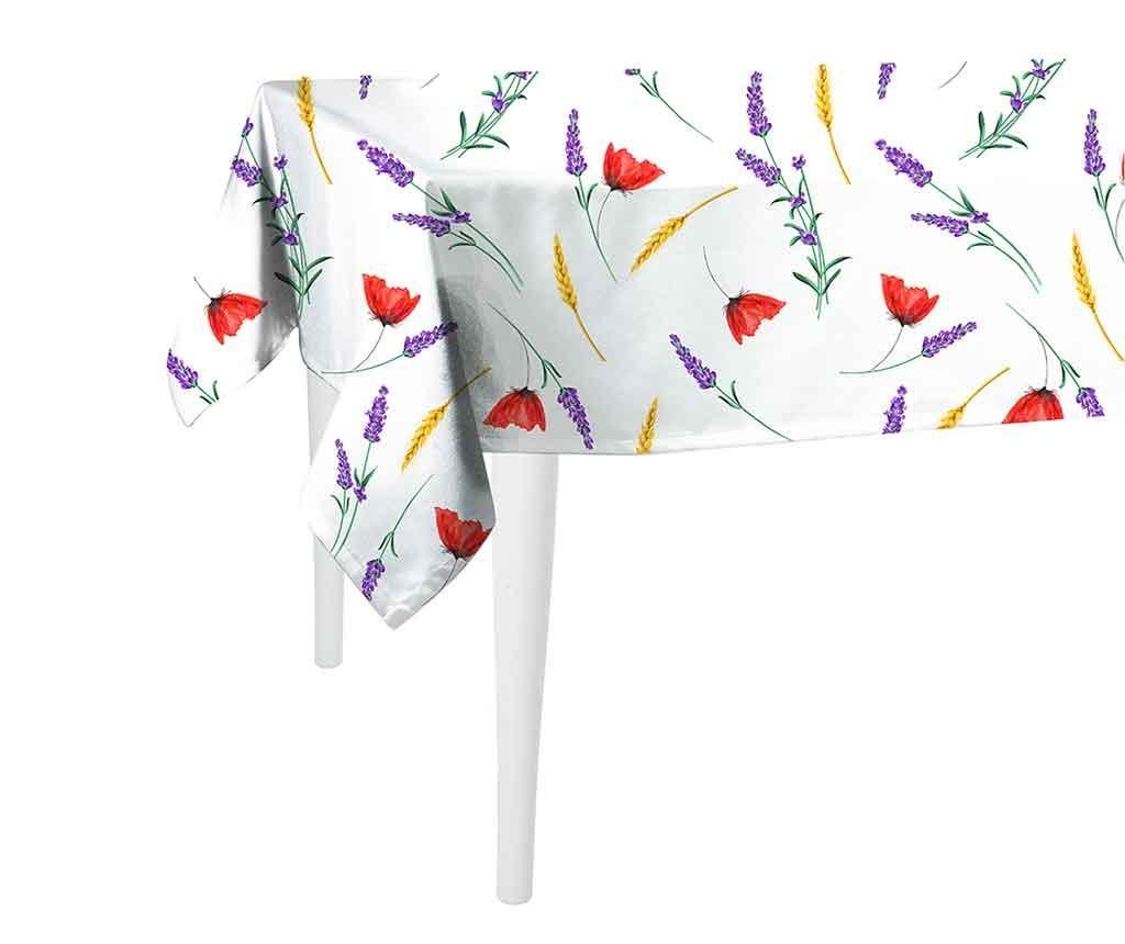 Fata de masa Sunny Flowers 140x220 cm