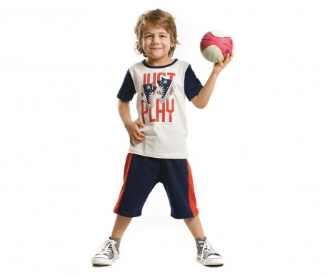 Set tricou si pantaloni pentru copii Just Play
