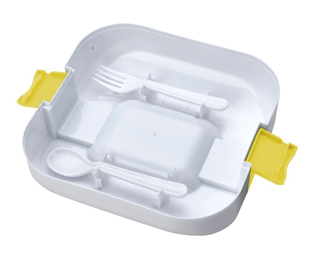 Električna kutija za ručak Foody Yellow 1.6 L