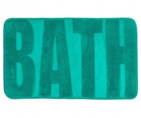 Kúpeľňová predložka Bath Emerald Green 50x80 cm