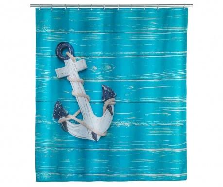 Sprchový záves Aboard 180x200 cm