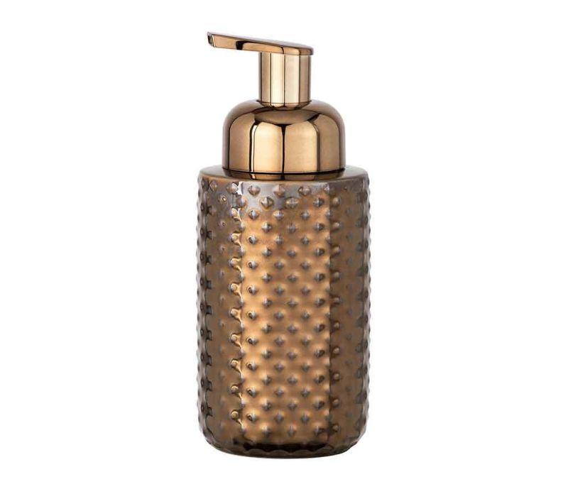 Dozirnik za tekoče milo Keo Copper 330 ml