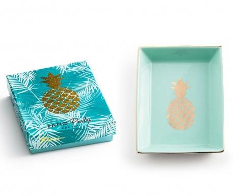 Patera dekoracyjna Pineapple