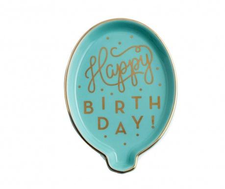 Patera dekoracyjna Happy Birthday