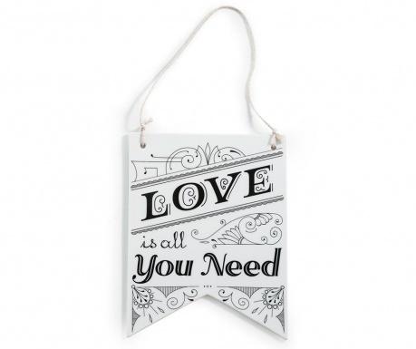 Dekoracja na drzwi Love Is All You Need