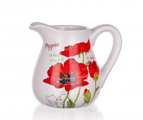 Red Poppy Kancsó 880 ml