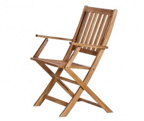 Venkovní skládací židle Mali Arms