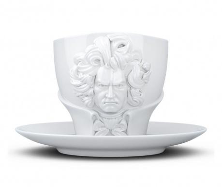 Set šalica i tanjurić Ludwig van Beethoven