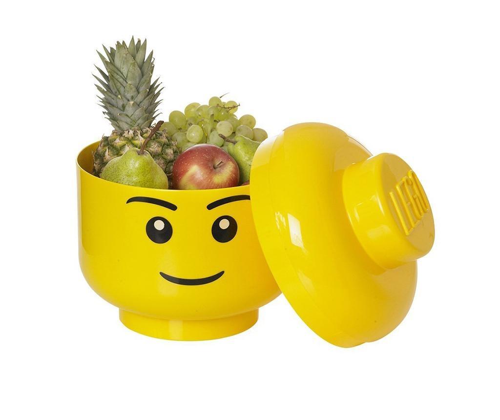 Lego Pretty Boy Doboz fedővel S
