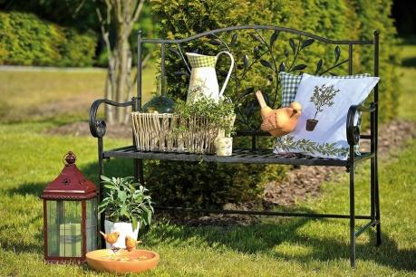 Идилична градина