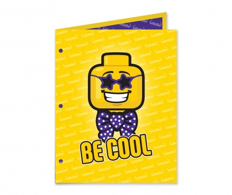 Папка Lego Be Cool