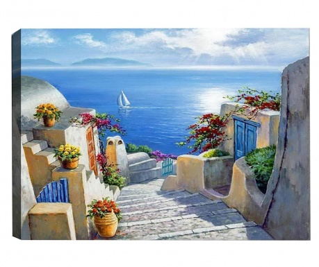 Slika Greek Paradise 50x70  cm