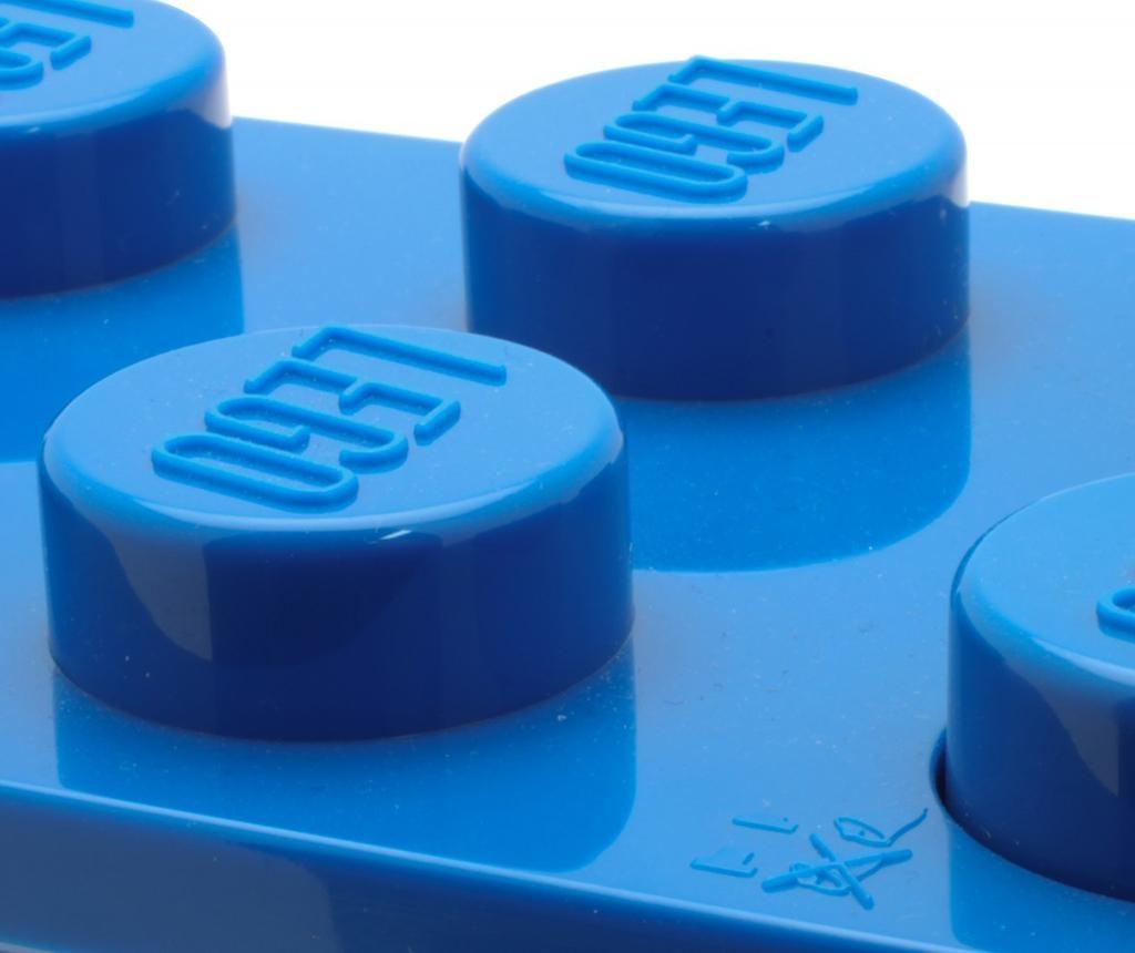 Lego Brick Monden Blue Ébresztőóra