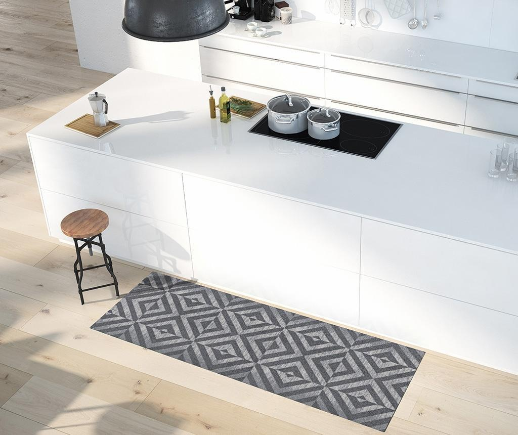 Covor Siena Grey 50x140 cm