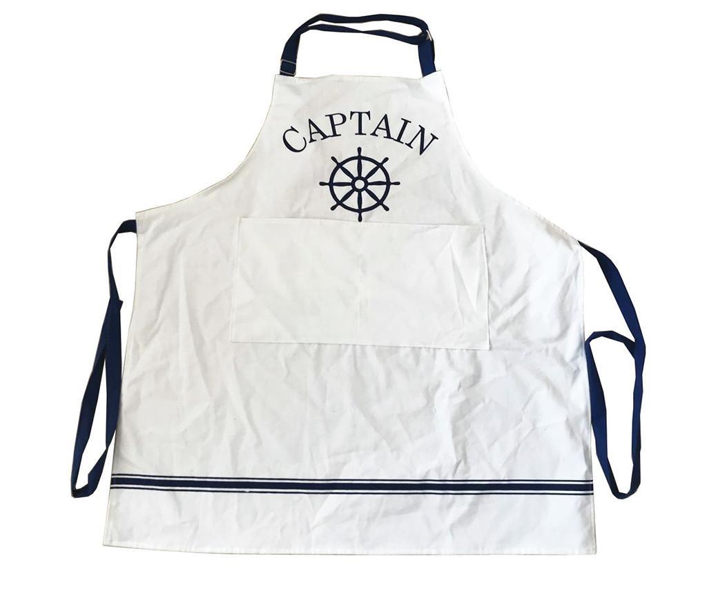 Captain White Konyhai kötény