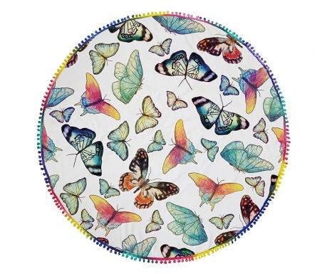 Plážová osuška Butterfly 150 cm