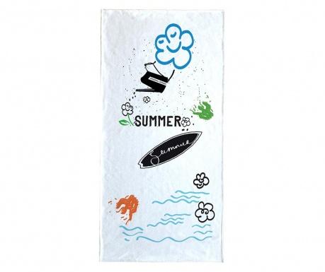 Plážová osuška Summer 80x155 cm