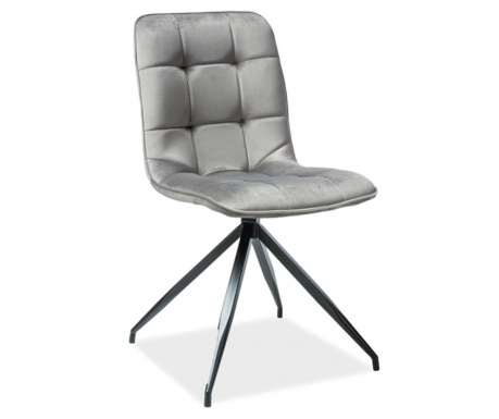 Stolica Iwona Grey