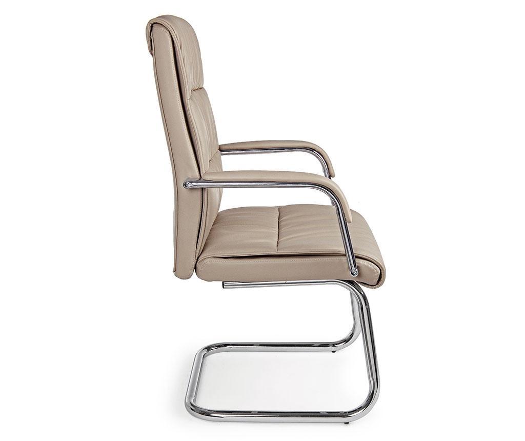 Kancelářská židle Sydney Taupe