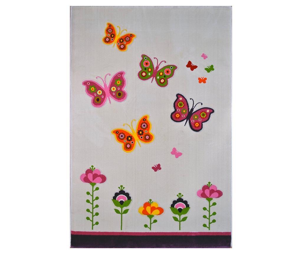 Tepih Butterflyes Light Beige 120x180 cm