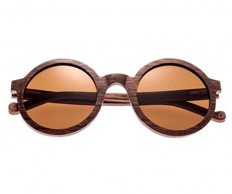Unisex sončna očala Earth Wood Canary Brown Ace