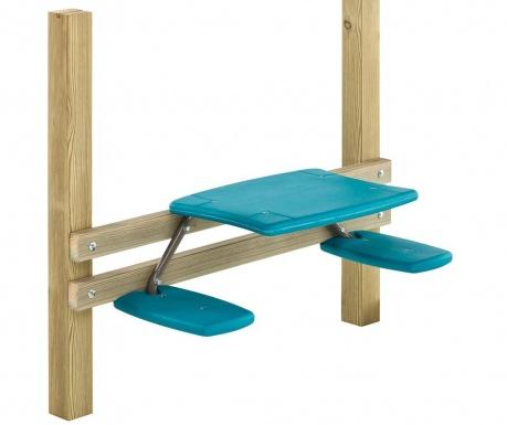 Sada závěsný stůl a 2 závěsné židle Pic Nic