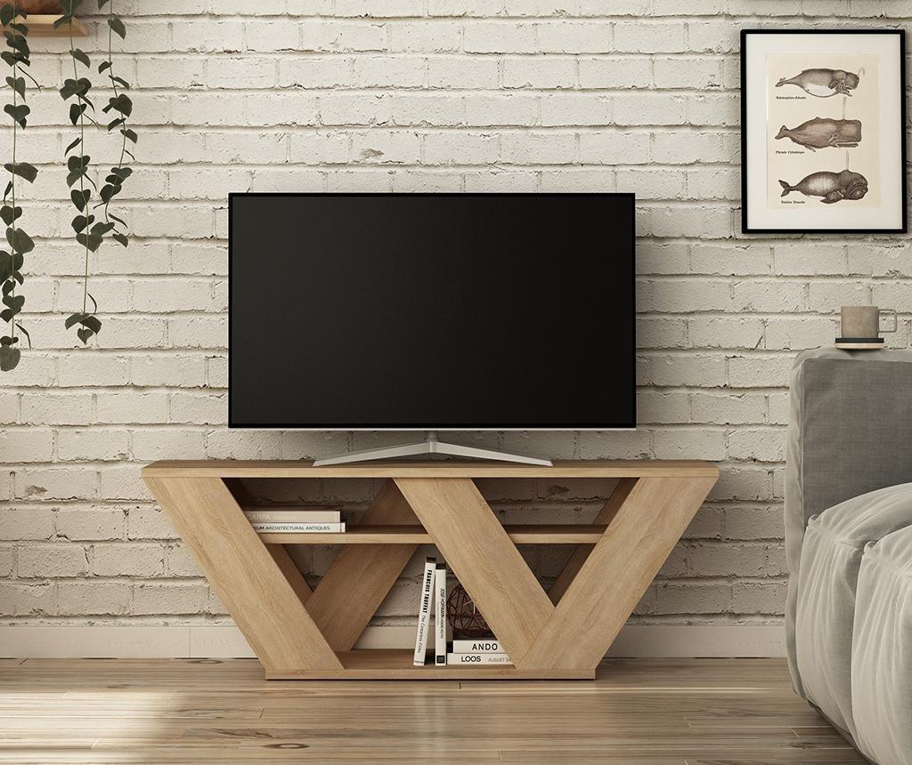 Pipralla Oak TV Asztalka