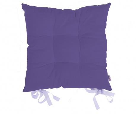 Poduszka na siedzisko Julia Purple 37x37 cm