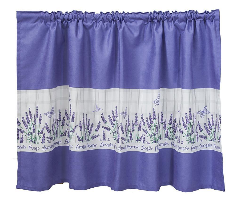Volanček Lavender Field 85x140 cm