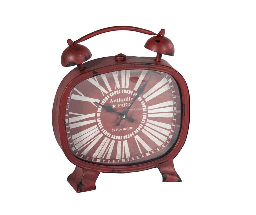 Antiquite de Paris Red Asztali óra