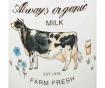 Váza Farm Fresh Milk
