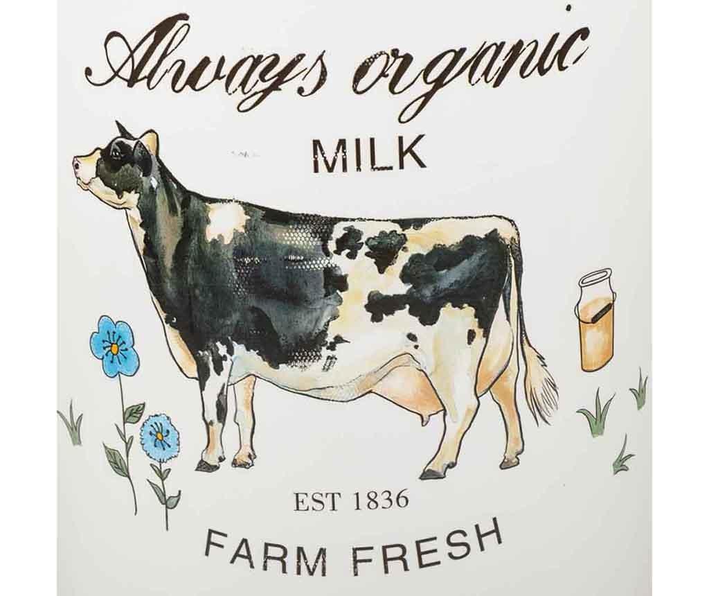Farm Fresh Milk Váza