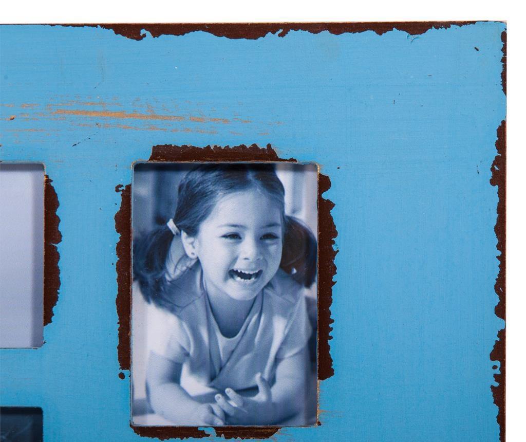 Okvir za 9 slika Nadilo Blue