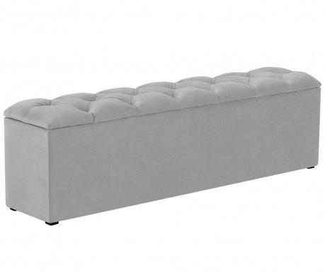Bancheta Mira Light Grey XL