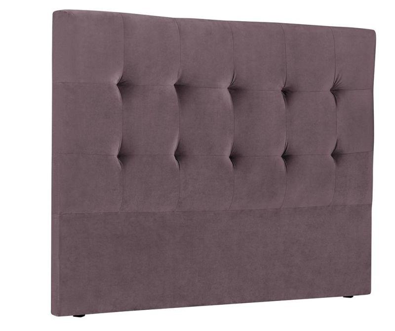 Posteljno vzglavje Andol Lavender 180 cm