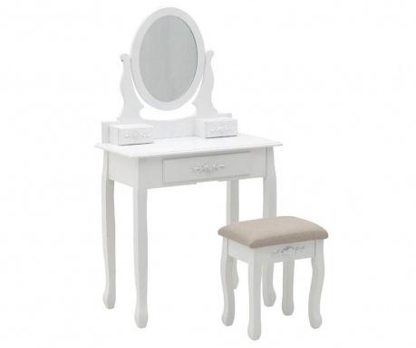 Set masuta dressing si scaunel Lili