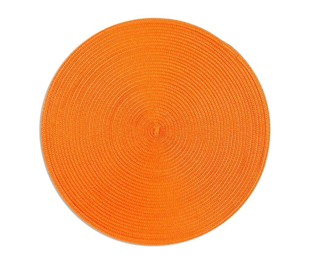 Nina Orange Tányéralátét 36 cm