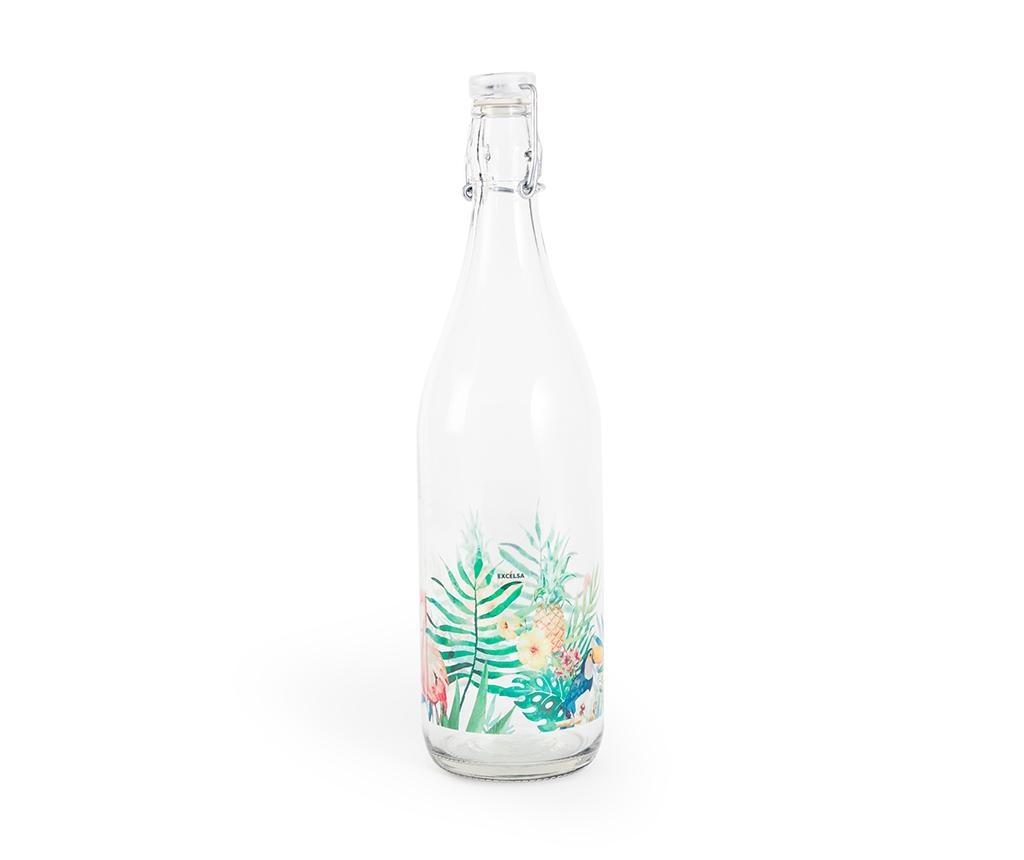 Fľaša so zátkou Tropical 1 L