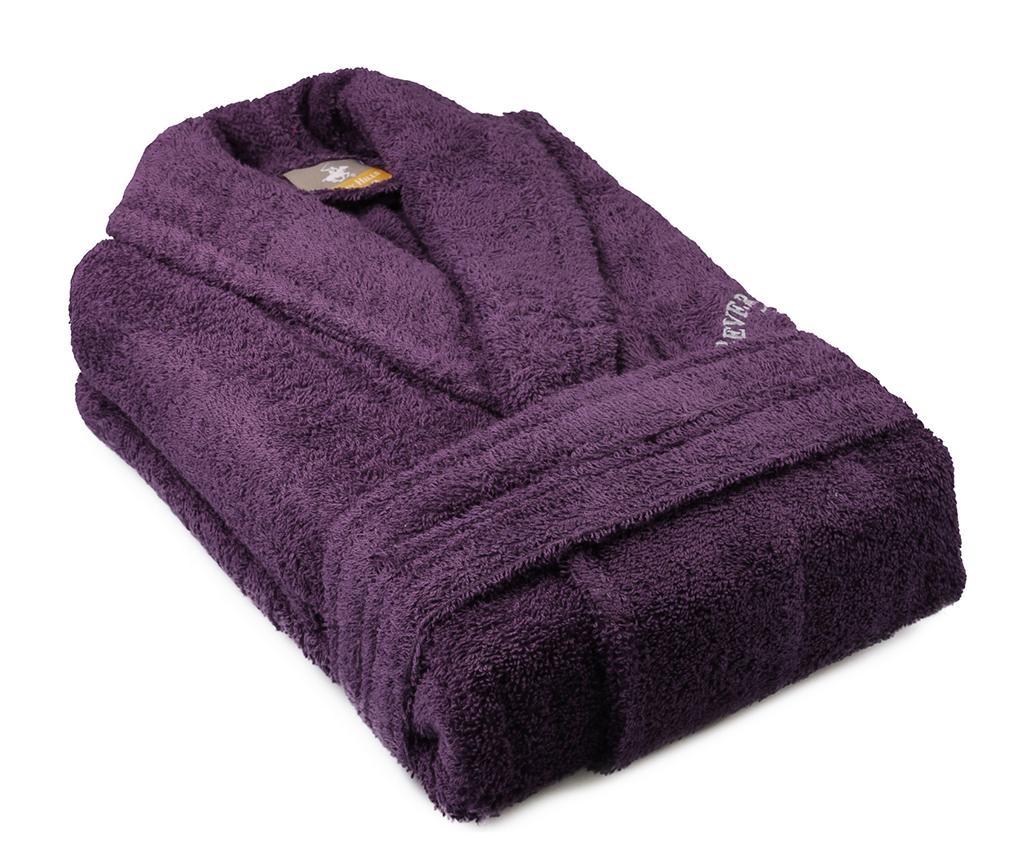 Austen Purple Unisex fürdőköpeny XS/S