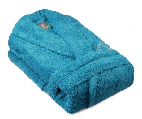 Austen Turquoise Unisex fürdőköpeny XS/S