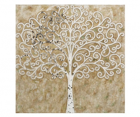 Decoratiune de perete Serenity Tree