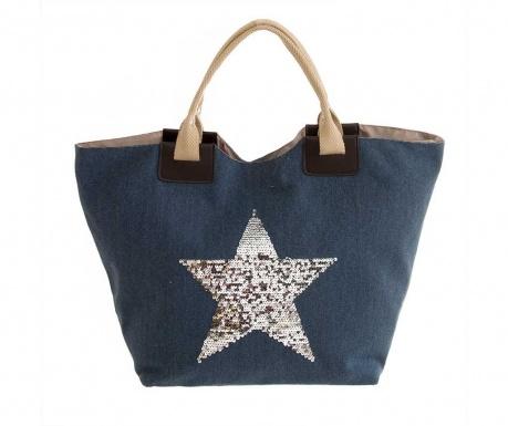 Taška Estrella Plata Glitter