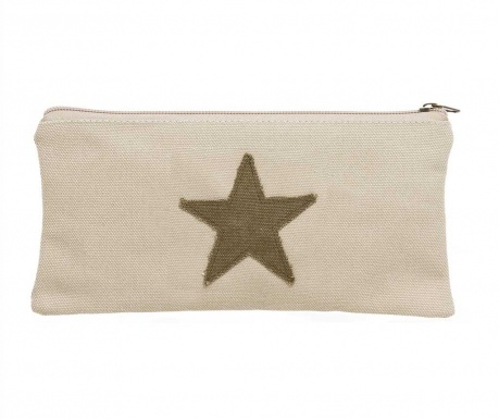 Necesér Estrella Plata Small Cream