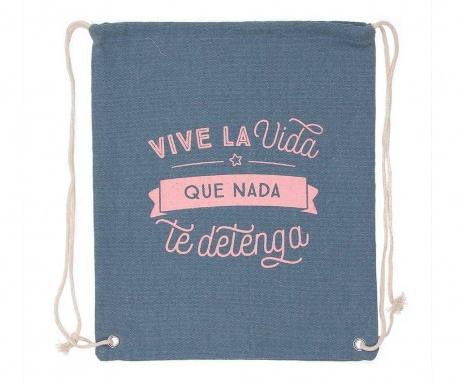 Vak na záda Viva La Vida