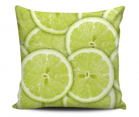 Perna decorativa Lime 43x43 cm