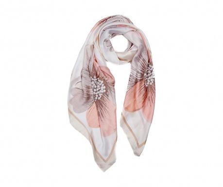 Apaszka Vegeso Pink 90x180 cm